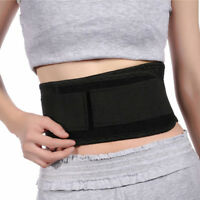 Magnetic Self Heating Lumbar Waist Support Brace Belt Lower Back for Women Men