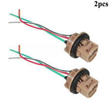 T20 7440 7443 Model Bulb Signal Lights Replace / Extra Sockets Harness Adapters