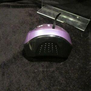 Homedics Handheld Massage Purple Blackr