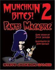 Munchkin picaduras 2 Pantalones Macabra Nuevo