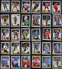 1987-88 O-Pee-Chee OPC Hockey Cards Complete Your Set U You Pick List 133-264