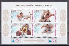 Postfrische Briefmarken aus der Türkei als Satz