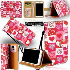 For Alcatel One Touch POP Models Leather Stand Flip Wallet Cover Phone Case