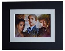 Freema Agyeman Signed Autograph 10x8 photo display Doctor Who TV AFTAL COA