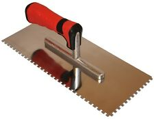 "11/64"" x 11/64"" Square Notch Trowel for Schluter Ditra underlayment"
