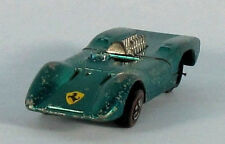 MATTEL HOT WHEELS Ferrari 312P (Green Met) 1/64 Scale Diecast Model ULTRA-RARE!