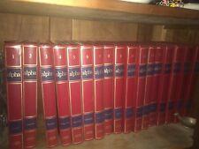 Encyclopédie Universelle Alpha - Volumes 1 à 15 + 2 index