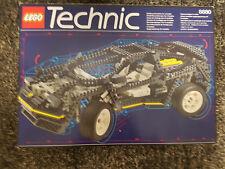 Lego 8880 Super Car wie NEU mit OVP und Anleitung SAMMLERZUSTAND!