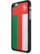 Bandera del país Iphone 6/7 Estuche Cubierta Omán
