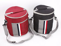 Large Deluxe 10 Litre Insulated Cooler Cool Bag Box Picnic Camping Food Festival