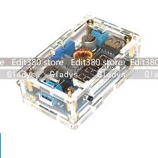 DC 12V 24V 36V 5A Voltage regulator With Case voltage power Current LED display