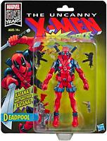 MARVEL 80 YEARS - 2018 - THE UNCANNY X-MEN - DEADPOOL / Marvel legends Deadpool