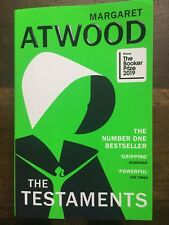 The Testaments by Margaret Atwood Paperback 2020 - Winner of Booker Prize 2019