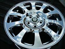 "4) Jaguar XJ8 17"" factory wheel chrome OEM rim new H# 59745   free shipping !!!"