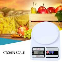 5/7/10kg Digital Kitchen Scale Food Electronic Gram Scales Postal Diet Cooking