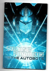 Chris Metzen - The Transformers: Rise of the Autobots (Inglese) - 9781684050765