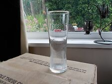 24 x COBRA 10oz  HALF PINT GLASSES NUCLEATED CE STAMPED Free Shipping UK