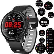 Smartwatch L5 Wasserdicht IP68 Bluetooth Activity Tracker Cardio Multi Sport Gr
