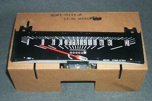 NOS 140 MPH Police Speedometer 1969 1970 Mercury Monterey Marquis Marauder-69 70