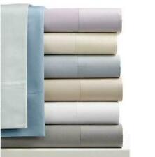 Audley Home 100% Egyptian Cotton 800TC 4 Piece King Size Sheet Set White NIP