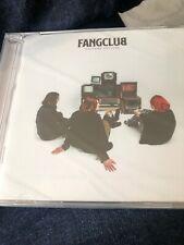 Fangclub Vulture Culture New Sealed Cd Indie Punk