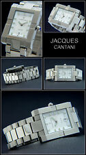 Jacques Cantani Men's Watch Cancellor JC-540 Stainless Steel Markant Designer