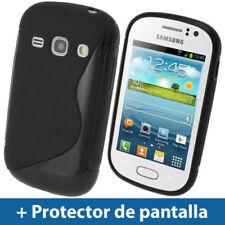 Carcasas Para Samsung Galaxy S color principal negro para teléfonos móviles y PDAs