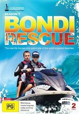 Bondi Rescue : Season 7 (DVD, 2014, 2-Disc Set) Brand New Sealed