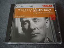 Yevgeny Mravinsky Edition vol. 16 ♫ Shostakovich: Filarmonica n. 7 ♫ Melodiya