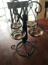 New Listingpartylite candle holders retired Rare