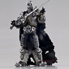 Arthas Menethil Lich King action figure toy model WOW figurine toy game 17.5 cm