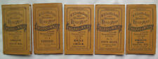 W.H.Smith & Son's Waterproof Road Maps of England & Wales