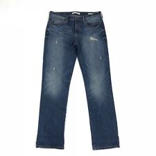 Banana Republic Womens Straight Distressed Jeans - Size 28