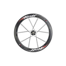 2012 Rolf Prima FX58 rear carbon track tubular wheel
