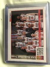 1992 Hoops USA Basketball Team w/ Michael Jordan