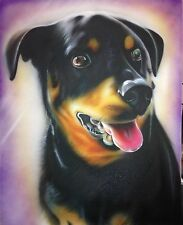 Custom Pet Portraits On Canvas 24 X 36