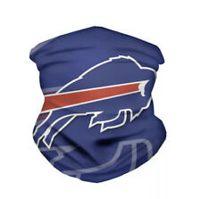 Buffalo Bills Neck Gaiter Bandanna Scarf Face Mask Covering Nfl Football Sports