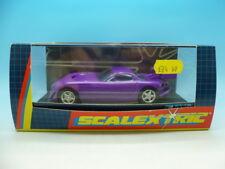 Scalextric c2194 TVR púrpura, como nuevo sin usar
