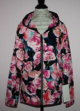 NWT Womens Lululemon Hold Your Om Secret Garden Floral Hoodie Jacket Size 10