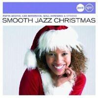 SMOOTH JAZZ CHRISTMAS (JAZZ CLUB)  CD NEW