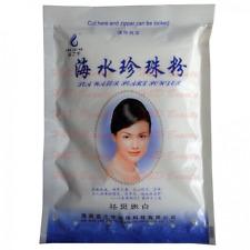 200g Pure Seawater Pearl Powder Facial Whitening Detoxifying Moisturize Natural