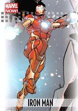 IRON MAN / 2013 Marvel Now! (Upper Deck 2014) BASE Trading Card #45