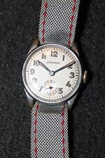 RARE WWII GERMAN RED CROSS DRK wrist watch for a nurse  RARE  junghans