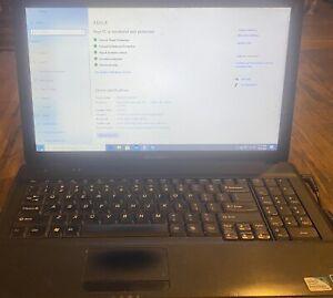 Lenovo Ideapad G550 Intel Core 2 Duo 2.20 GHz,4.GB of Ram 240GB SSD,WiFi