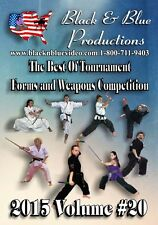 The Best of Tournament Forms and Weapons competition Volume 20 2015