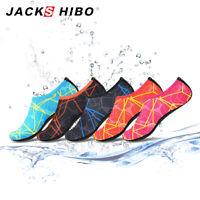 Mens Water Sport Aqua Shoes Neoprene Skin Yoga Swim Surf Beach Exercise Sock