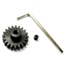 Modulo L715 1 1 M 15 T 15 Denti Dente Motore Pignone Nero 1/8 1/10 540 3.17 mm