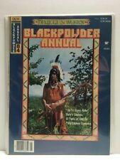 1984 Dixie Gun Works : Blackpowder Annual Magazine - Indian on Cover (VF)
