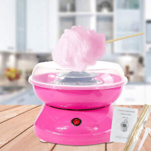 Gift Kids Children Cotton Sugar Candy Floss Maker Machine Home Party Sweet Gift