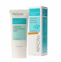 Mychelle Dermaceuticals MyChelle Clear Skin Cranberry Mud Mask Natural & Beauty